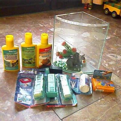 Accesorii pentru acvariu