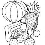 Fructe de colorat