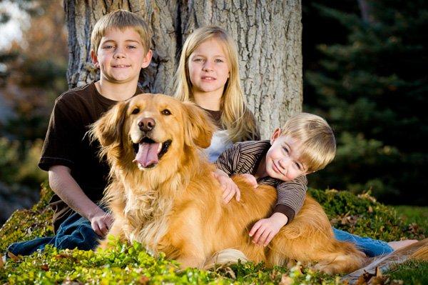 7 Rase de caini pentru copii