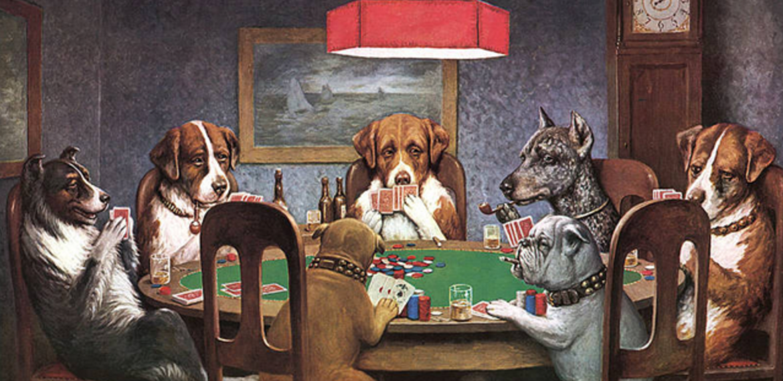 Povestea uneia dintre cele mai întâlnite colecții de tablouri cu animale pe care le poți vedea în filme